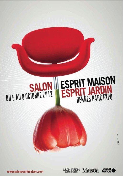 Salon esprit maison rennes flora merleau for Salon parc expo rennes