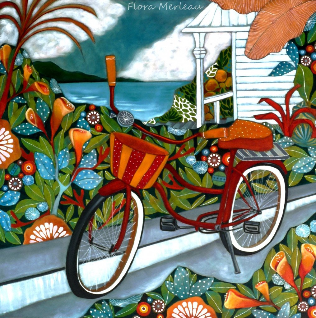 Key West à bicyclette  .JPG cop