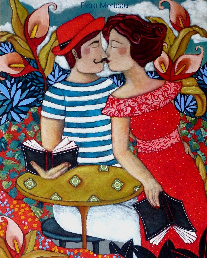 les romans d'amour.JPG cop