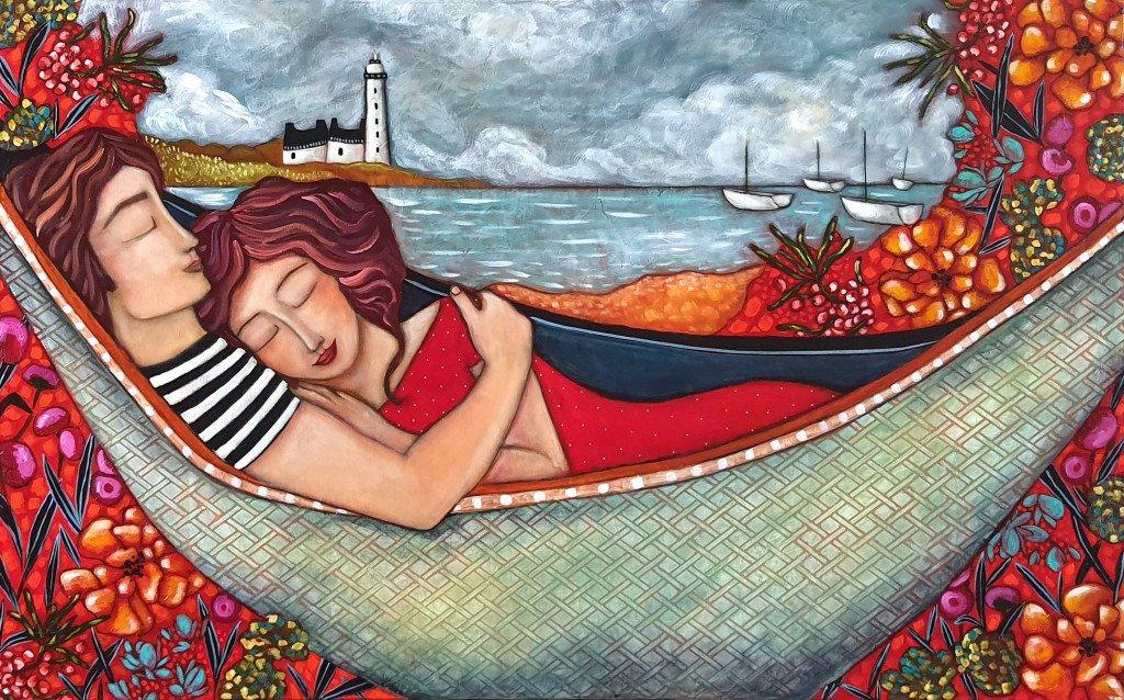 la sieste amoureuse